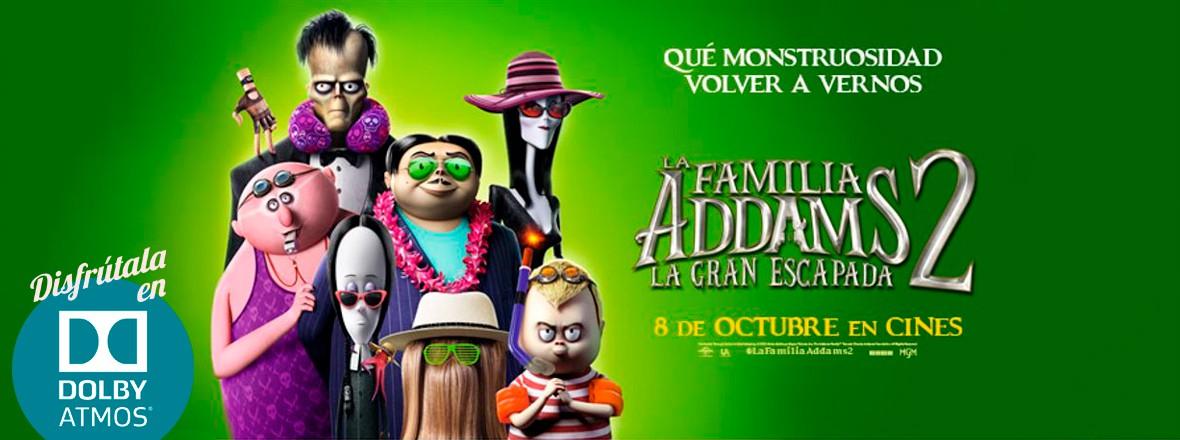 E - LA FAMILIA ADDAMS ATMOS